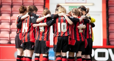 AFC Bournemouth Ladies banner image 5