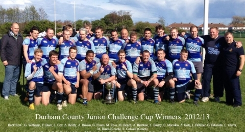 Bishop Auckland RUFC banner image 4