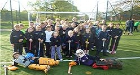 South Leicester Youth Hockey Club banner image 1