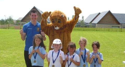 Lions in the Community banner image 3