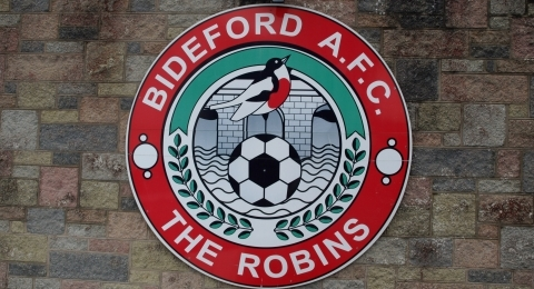 BIDEFORD A.F.C. banner image 2
