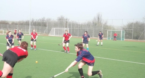 University of Sussex Women's Hockey banner image 3