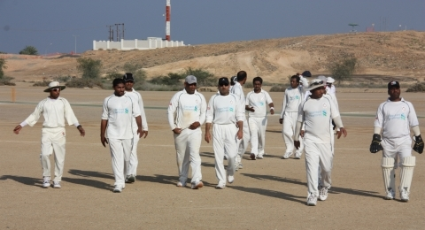 Al Hail cricket team banner image 1