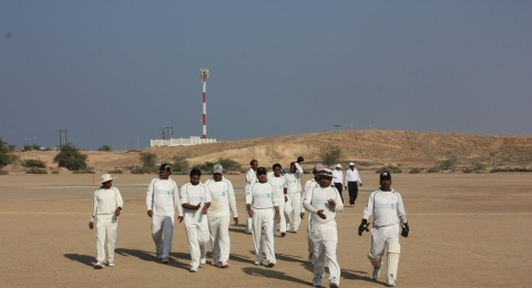 Al Hail cricket team banner image 5
