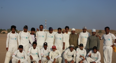 Al Hail cricket team banner image 3