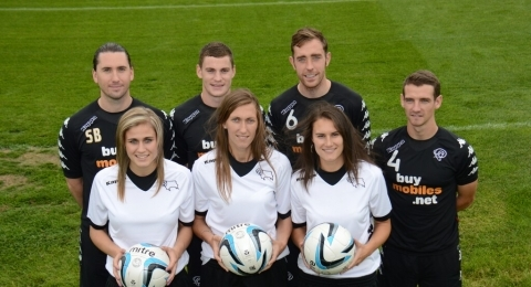 Derby County Ladies FC banner image 10