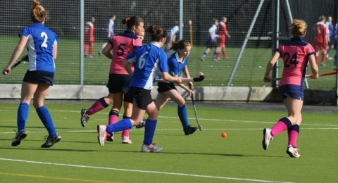 Wotton under Edge Hockey Club banner image 3