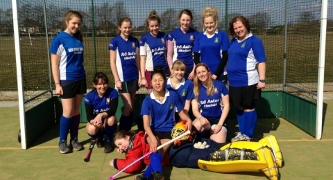 Wotton under Edge Hockey Club banner image 4