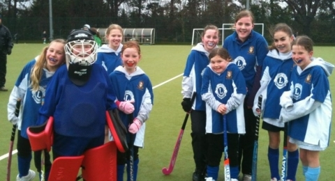 Wotton under Edge Hockey Club banner image 6