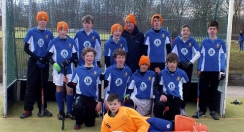 Wotton under Edge Hockey Club banner image 2