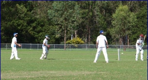 Kellyville Ridge Cricket Club banner image 6