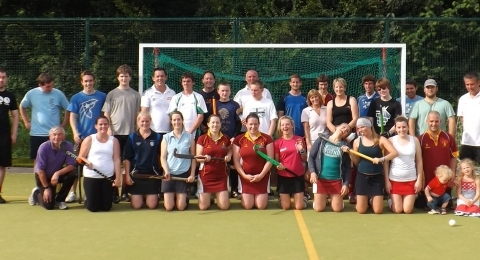 Mid Somerset Hockey Club banner image 2
