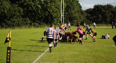 Orrell Rugby Union banner image 1