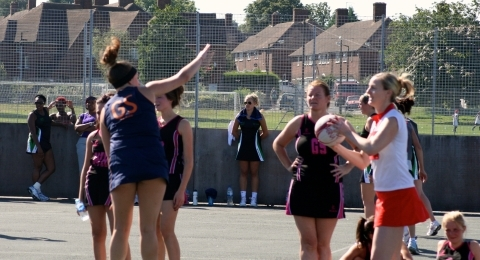 Trinity Netball Club banner image 3