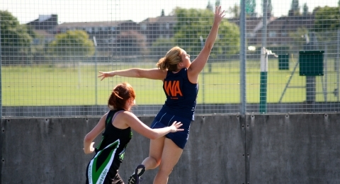 Trinity Netball Club banner image 2