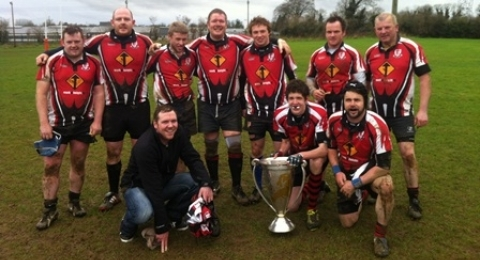 Clane Rugby FC banner image 2