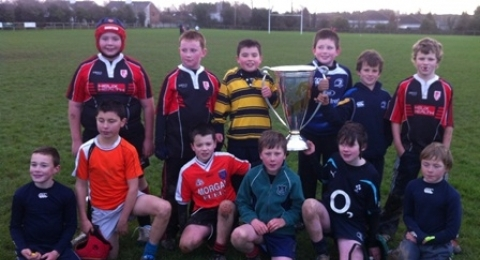 Clane Rugby FC banner image 3