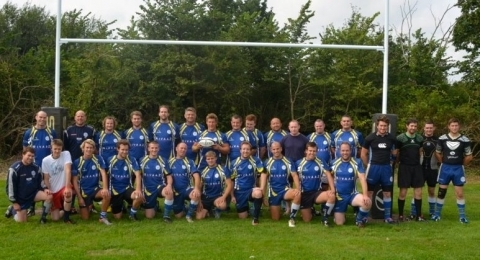 Lymington Mariners RFC banner image 2