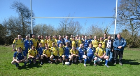 Lymington Mariners RFC banner image 3