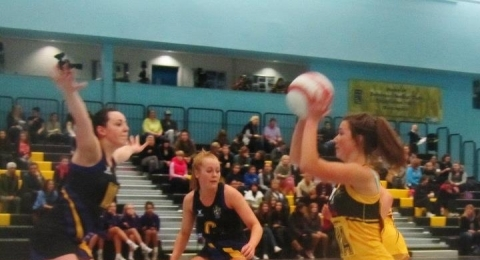 The University of Manchester Womens Netball Club banner image 4