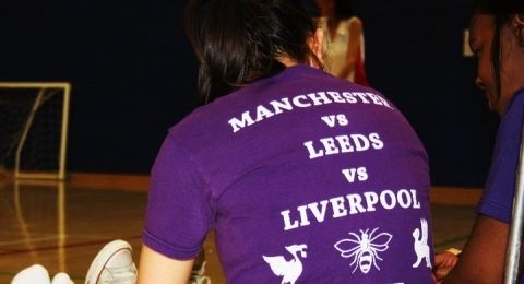 The University of Manchester Womens Netball Club banner image 5