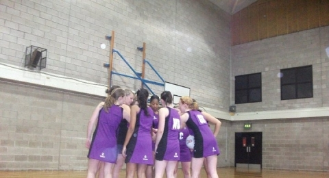 The University of Manchester Womens Netball Club banner image 1