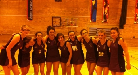 The University of Manchester Womens Netball Club banner image 3