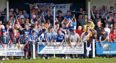 Herne Bay Football Club banner image 3