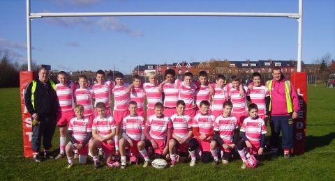 East Leeds ARLFC banner image 1