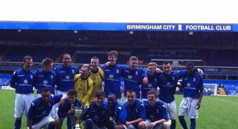 Birmingham City FC Football Development and Education Programme banner image 10