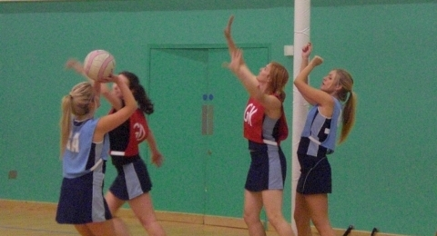 Bishop's Stortford Netball Club banner image 4
