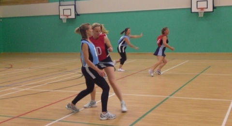 Bishop's Stortford Netball Club banner image 3