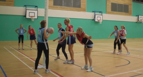 Bishop's Stortford Netball Club banner image 1