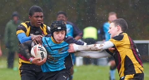 Elmbridge Eagles RL banner image 2