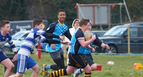 Elmbridge Eagles RL banner image 7