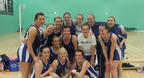 Norfolk United netball club banner image 5
