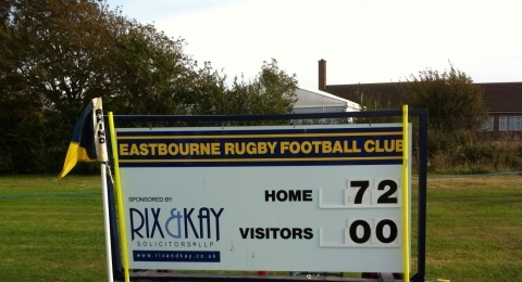 Eastbourne Rugby Club banner image 4