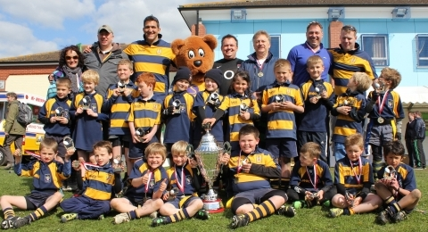 Eastbourne Rugby Club banner image 2