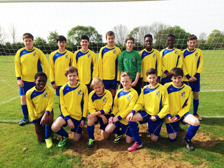 Football Clubs: Bedgrove Dynamos Football Club