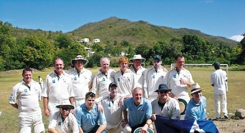 Cokenach Cricket Club banner image 8