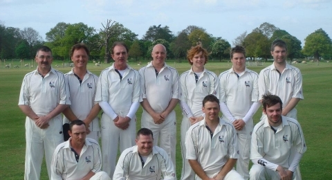 Cokenach Cricket Club banner image 4