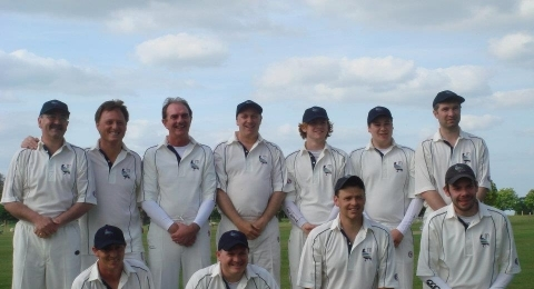 Cokenach Cricket Club banner image 9