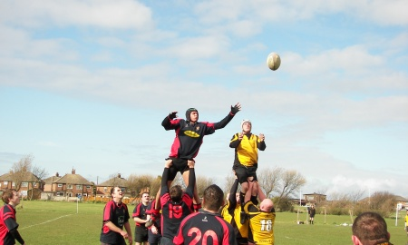 Welcome To Blackpool RUFC  banner image 2
