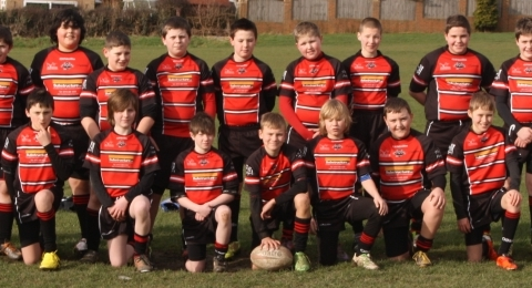 Garforth Tigers banner image 6