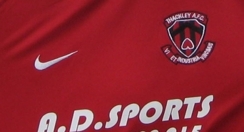 THACKLEY AFC   -   THE DENNYBOYS banner image 2