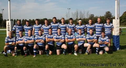 Thornensians RUFC banner image 5