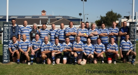 Thornensians RUFC banner image 2