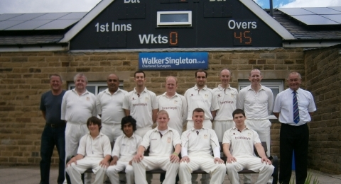 SBCI Cricket Club banner image 1