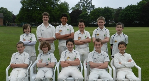 Rayne Cricket Club banner image 3