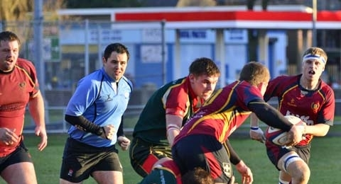 Bournville Rugby banner image 2